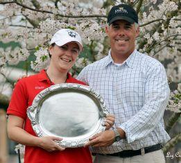2015 Harmon Classics Sportsmanship Award Winner - Ashlyn Bell.
